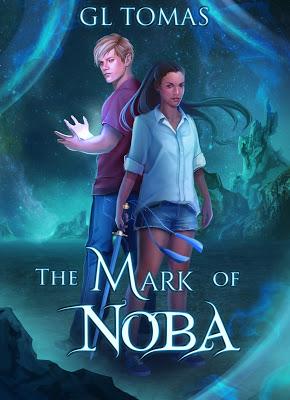 YA/Diverse Fiction The Mark Of Noba by GL Thomas