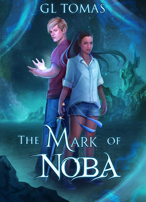 YA/Diverse Fiction The Mark Of Noba by GL Thomas