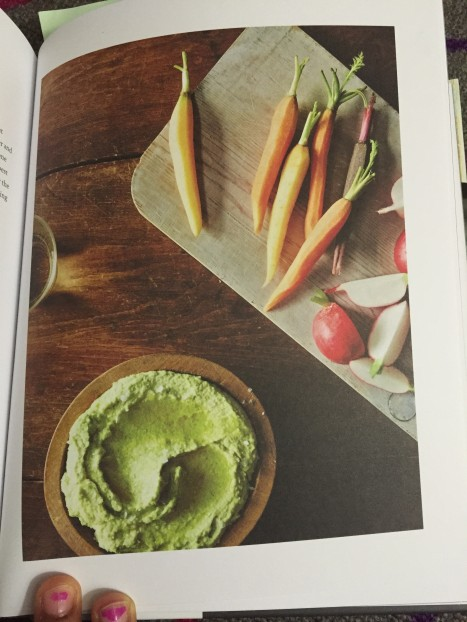 Sweet Pea Hummas by Gena Hanshaw