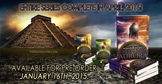 Stone Legacy PROMO banner by Theresa DaLayne