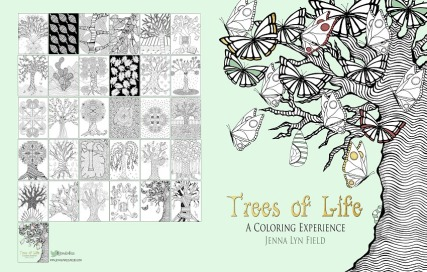 Trees of Life full spread cover US