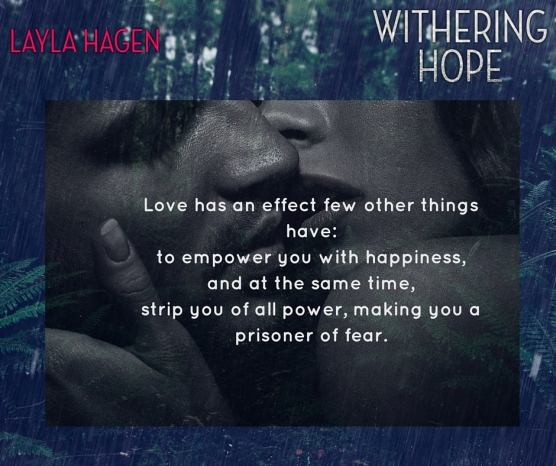 Excerpt For Withering Hope 5